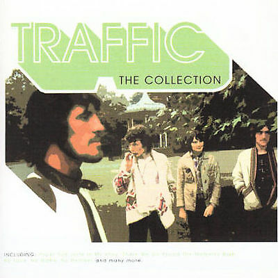 The Collection by Traffic (CD, Jun-2001, Spectrum UK) Like New