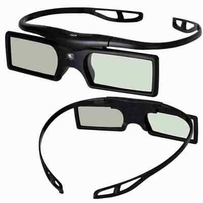 2 x 3D RF Active Glasses for Sony 3D TV & TDG-BT500A TDG-BT400A Kj