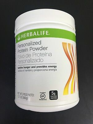 Herbalife Personalized Protein Powder 12.7 Oz, Free Shipping!