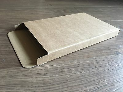 A5 DL Postage Boxes PIP Large Letter Royal Mail Brown Cardboard Mailing Box