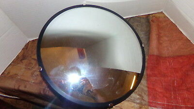 """NEW  See-All 12"""" Round Mirror Convex Swivel Security  SHIPS FREE!"""