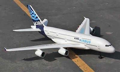 TS Radio Remote Control AIRBUS A380 EPO 4 CH 2.4GHz Spare Parts - Main Wings