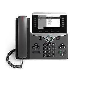 NEW CISCO CP-8811-K9= IP PHONE 8811 SERIES....b.