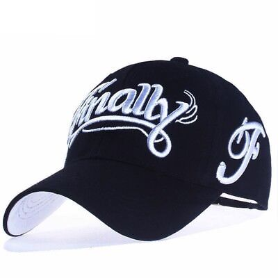 Baseball Cap Women Men Casual Snapback Hat 100% Cotton Letter Embroidery Style