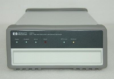 HP Z3805A GPS  Frequency/Time Receiver,10 Mhz, 1PPS