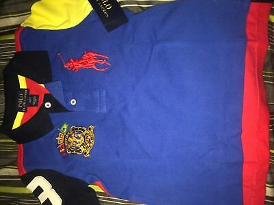 Polo Ralph Lauren Rugby Shirt Big Horse / Toddlers / Boys 24months 2T