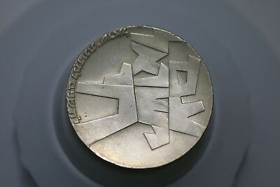 Israel 5 Lirot Silver Commemorative Coin 1966 A72 #7324