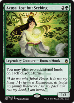 MTG - Masters 25 (A25) Green Cards 157 to 195
