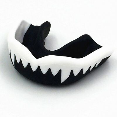 Professional Soft EVA Sport Football Basketball Thai Boxing Mouth Guard BU