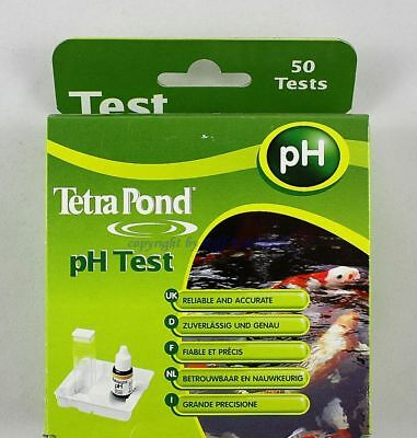 pH Test Tetra Pond for Garden Pond Pond Reliable and Exact