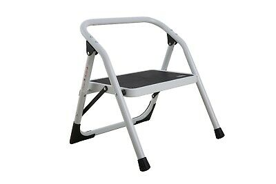Awesome Ladders Compact Step Stool Ladder Chair 2 Steps Folding Caraccident5 Cool Chair Designs And Ideas Caraccident5Info