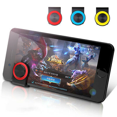 Phone Joystick Game Rocker Controller Touch Screen Joypad for iPhone/iOS/Android