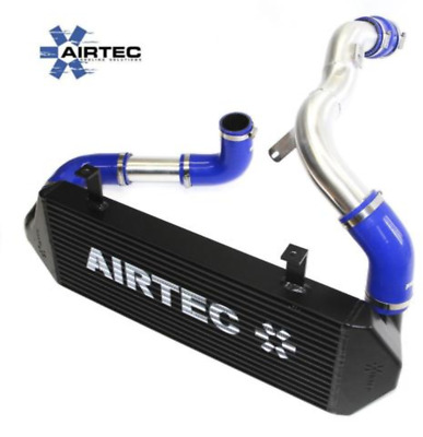 Airtec Front Mount Intercooler FMIC upgrade for:  Vauxhall Astra H 1.6 turbo