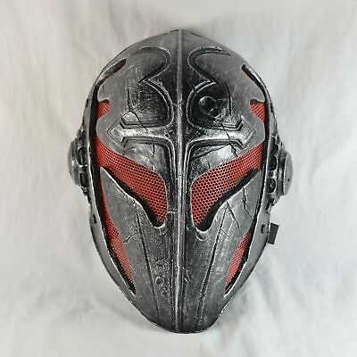 Outdoor Black Paintball Airsoft Full Face Protection Templar Mask Cosplay A562X