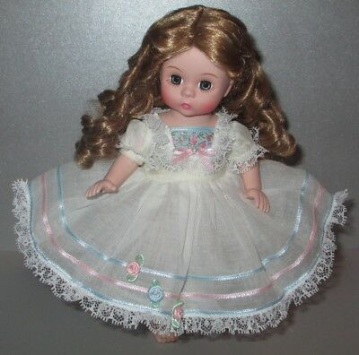 "Madame Alexander 8"" Doll Dress - Original Outfit - Spring - Easter - Beautiful"