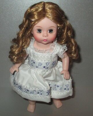"Madame Alexander 8"" Doll Dress - Original Outfit - Spring - Summer - Beautiful"