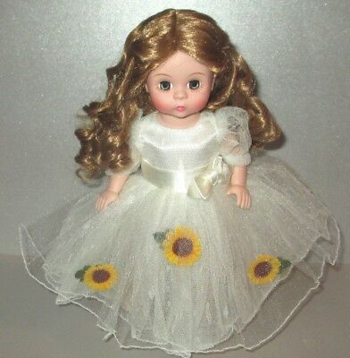 "Madame Alexander 8"" Doll Dress - Original Outfit - Beautiful- Spring - Summer"