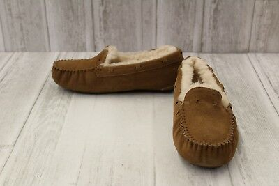 d304bc8878b UGG KIDS DAKOTA Slippers Suede Wool Lining Hard Bottom Espresso S N ...