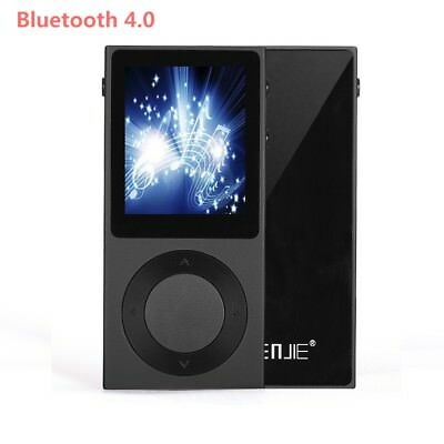 """BENJIE T6 MP3 Player 1.8"""" TFT Screen Full Alloy Lossless HiFi MP3 Music Player"""