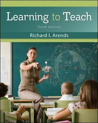 Learning to Teach by Arends, Richard I