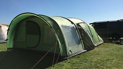 COLEMAN FASTPITCH AIR Valdes 6XL Family Inflatable Tent 6