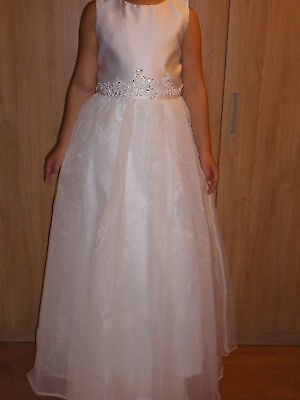 First-Holy-Communion-Bridesmaid-Party-Girl-Dress Age 11 - 12 Years