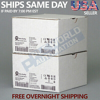 2018 *brand New* Allen Bradley 1606-Xle240E Ser A Power Supply Free Next Day Air