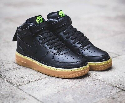 best sneakers 748b3 1bfa7 Nike Air Force 1 Mid LV8 GS Shoes Trainers Size UK 4