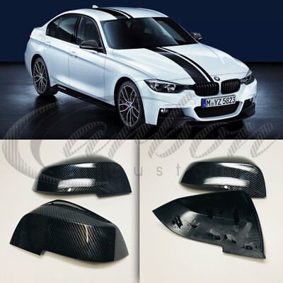 BMW 3 Series F30/F31/F34/F35 Carbon Effect Wing Mirror Covers 2011 + All Models