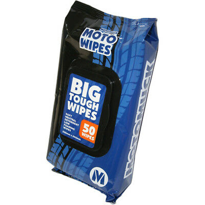 NEW Motomuck MX Dirt Bike Motorbike Cleaning Wipes Tough Motowipes