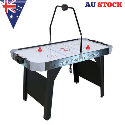 4.5ft Automatic Electronic Air Hockey with Scored Counter Pusher Sport Table