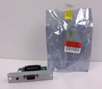 Ithaca 28-00824L 9-Pin Serial Interface Board For Ithaca 280 Printer OPEN PKG**