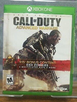 Call of Duty: Advanced Warfare Gold Edition - Xbox One