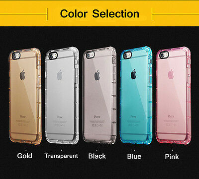 USA Shockproof Rugged Hybrid Rubber TPU Cover Case for iPhone 6 6S 7 Plus