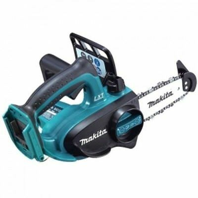 """MAKITA Cordless Charged Chain Saw DUC122Z Body Only 115mm 4-1/2"""" 18V Li-ion_Rd"""