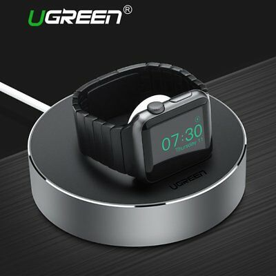 Ugreen 2 & 1 Charging Stand Holder Charger Dock Station for Apple Watch Series