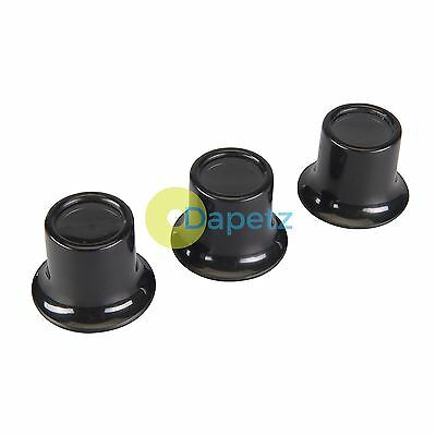 3Pce Eye Loupe Set 5X,7X,10X Magnification Jewellery Watch Ring Hobby Detail