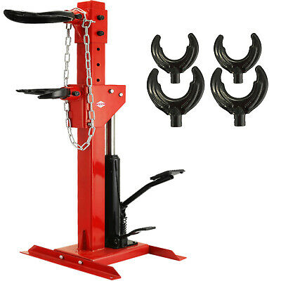 Auto Coil Spring Compressor 6600lbs Quick operation Height adjustable Heavy Duty