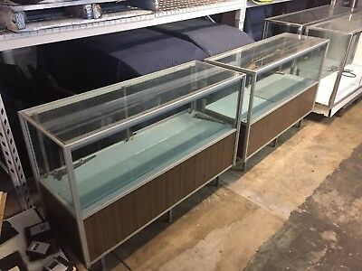 Glass Cabinet - Glass Showcase - Glass Display Case - Shop Cabinet