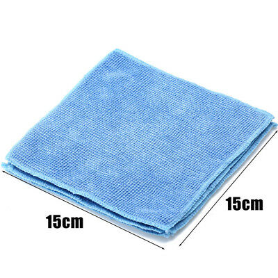 1x Microfiber Cloths Eyeglasses Lens Cell Phone Screen Camera Cleaning Towel Use
