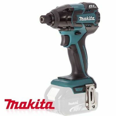 MAKITA Cordless Charged Impact Driver DTD129Z=BTD129Z Body Only 18V Li-ion_Rd