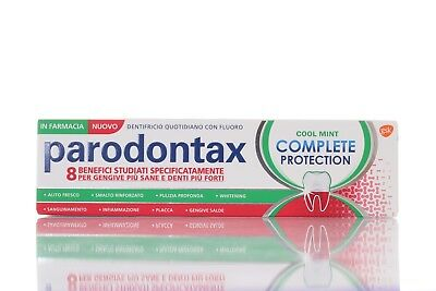 Parodontax Complete Protection Dentifricio 75Ml