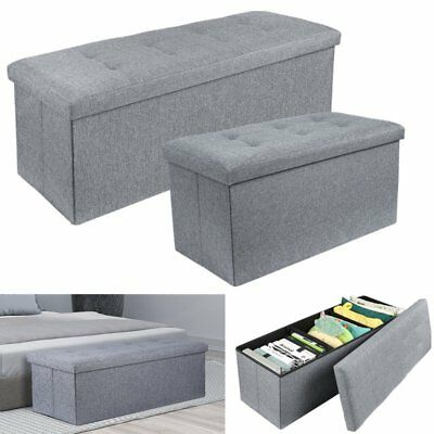 Xl Toy Box Ottoman Chest Fully Personalised Any Colour