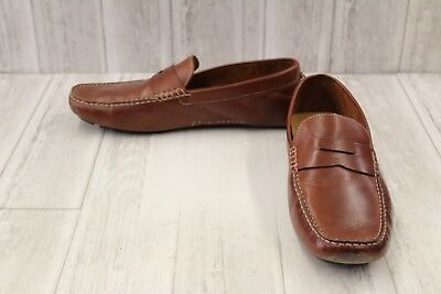 b4a23005fb7 COLE HAAN HOWLAND Penny Loafer - Men s Size 11 W
