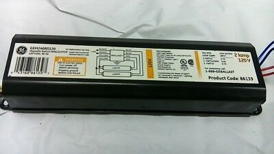 Magnetic  BALLAST 120V-AC 60 Hz FOR FLUORESCENT LIGHTS