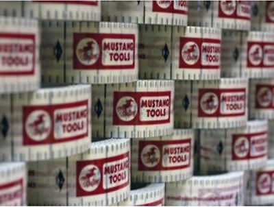 Mustang Gauge / Marking Adhesive Tape 33m x 36mm (Qty Discounts) Brick Profiles