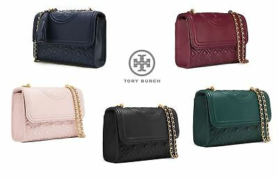 TORY BURCH Fleming Small Convertible Shoulder Bag 31382 Free Gift Free Gifts