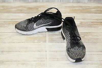 newest 2701e f08fa nike air max sequent 2 gs size 6