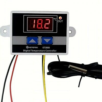 Thermostat Digital Temperature Controller for Incubator Aquarium Regulator