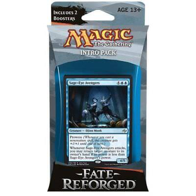Magic The Gathering Fate Reforged Intro Pack - Cunning Plan